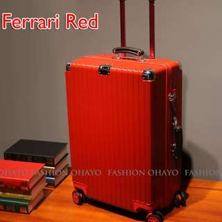 Aluminium Alloy Frame + ABS/PC Body 20 Inch Luggage (Brand New)