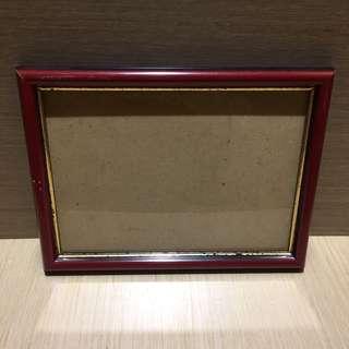 獎狀框 證件框 畫框  木製框 相框 作品框