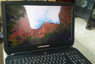 Alienware 17 R3 4k GTX980