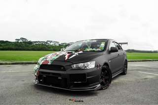 Mitsubishi Lancer EX 1.5 Auto Sports