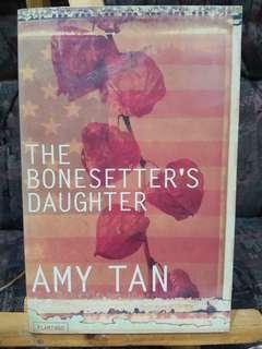 Bone Setter daughter, Amy Tan