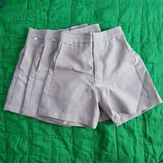 #kids grey shorts