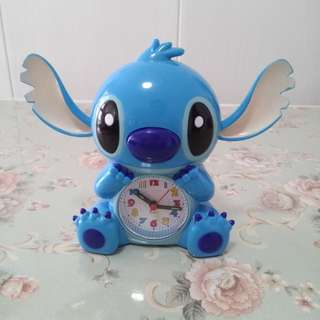 Disney Stitch Alarm Clock
