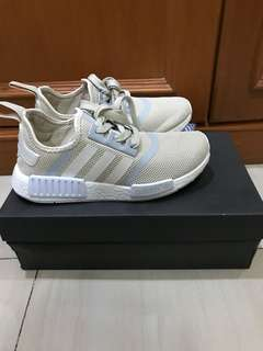 NMD R1 Women Cream tan premium like new