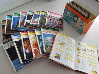 Preloved preschool - primary level encyclopedia