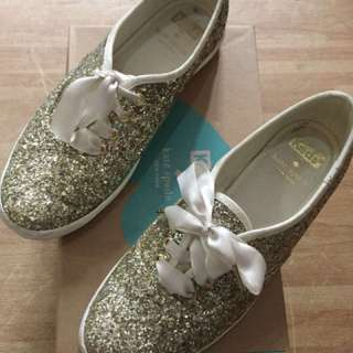 Authentic KEDS x KATE SPADE size 36