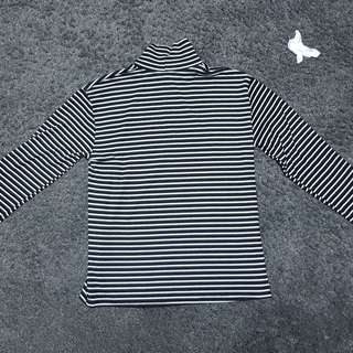 RETRO LONG SLEEVE TURTLE NECK