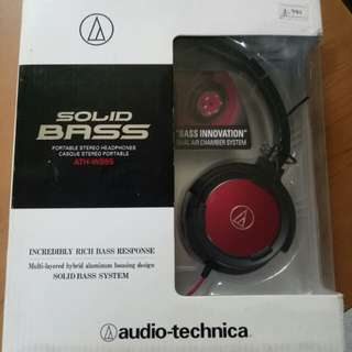 audio technina solid bass headset
