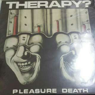 Therapy? ‎– Pleasure Death LP / Vinyl Record - UK Punk, Alternative, Indie