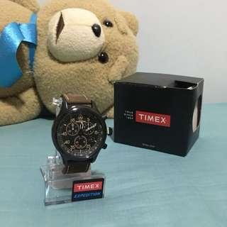 全新Timex 軍錶款