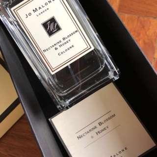 US Perfume Tester - Jo Malone Nectarine Blossom
