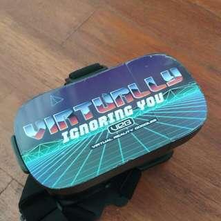 VR handphone