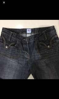 Sass & Bide Grey Jeans