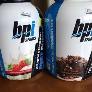 [CLEARANCE] Whey Protein Bpi Sports