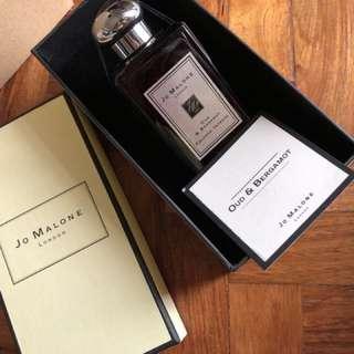 US Perfume Tester - Jo Malone Oud & Bergamot