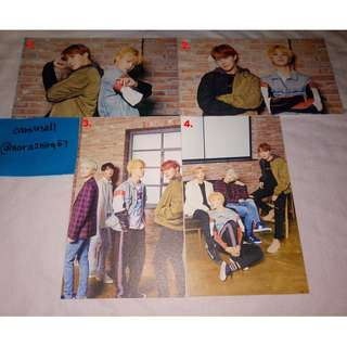 Jimin unit photocard BTS x Mediheal