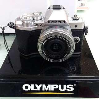 DP 0% Olympus OM-DE M10 III Kredit Tanpa Kartu Kredit Proses 3 Menit