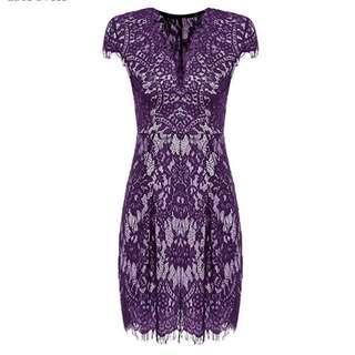 PO lace dress (many colors)
