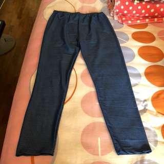 Brand new ! Plus size blue leggings