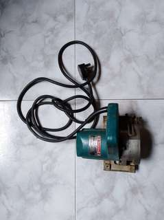 Used electric cutter