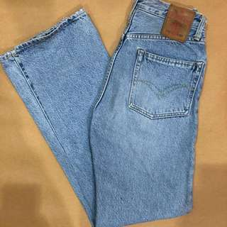 AUTHENTIC REPLAY MOM JEANS