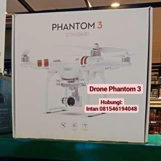 Drone phantom 3 bisa kredit murah garansi resmi 1 tahun