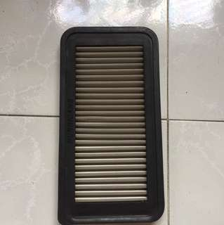 Hurricane air filters for Toyota Altis 2005