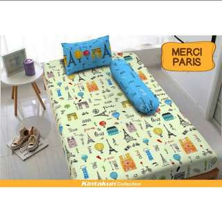Sprei Single Kintakun Uk. 120x200