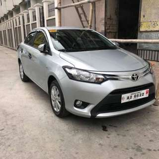 Toyota Vios 2018 E Manual