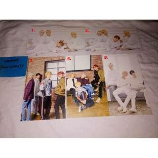 Suga/Yoongi unit photocard BTS x Mediheal