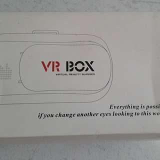 Virtual Reality Glasses (VR Box)