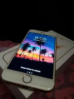 RUSH✔ RUSH✔ IPHONE 6S 16GB ROSEGOLD! NO ISSUE! Gagamitin nyo na lang po!😄😊