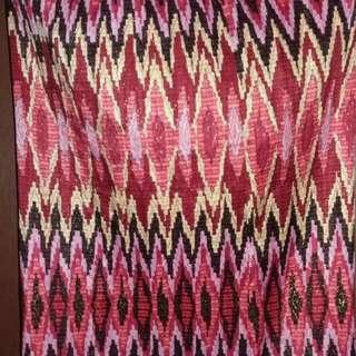 Rok batik gradasi