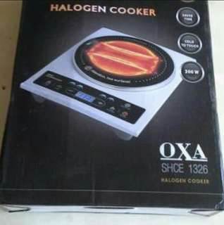 HALOGEN COOKER BY OXA