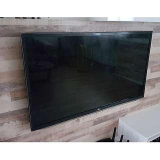LG 3D Smart TV Model: 47LM6200
