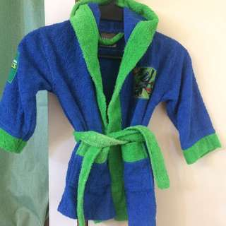 Ninja Turtles Bath robe