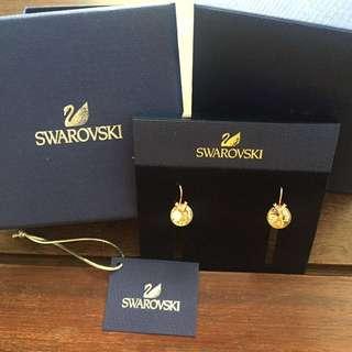 全新 Swarovski 耳環
