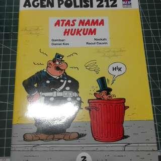 Agen polisi 212