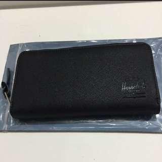 Herschel long wallet (Black)