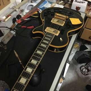 Guitar Setup & Wiring