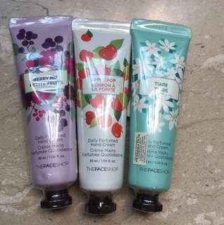 Hand Cream The Face Shop