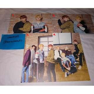 Jhope/hoseok unit photocard BTS x Mediheal