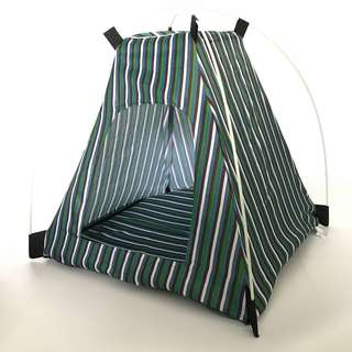 Pet bed House Tent kennel cat dog mat bed fashion cute