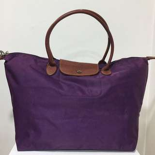 Longchamp tote bag (photo coming soon)