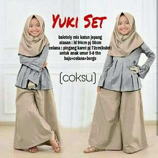 Yuki set kids