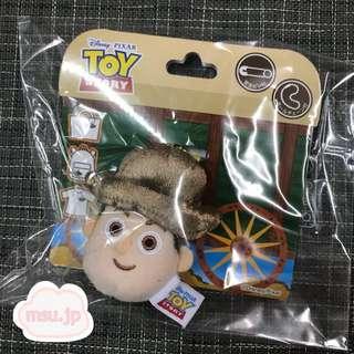 日本 Toy Story 公仔匙扣 扣針