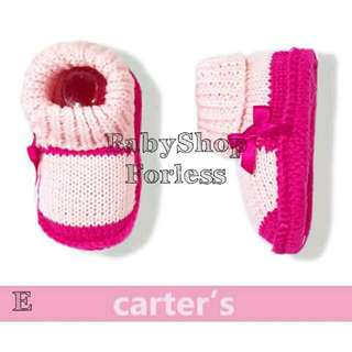 Knitted Baby Socks - E