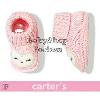 Knitted Baby Socks - F