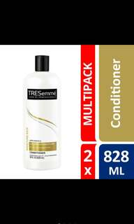 Tresemme Conditioner 828ml X 2