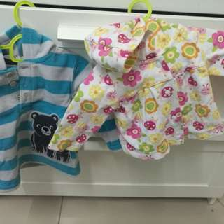Clothes for new baby